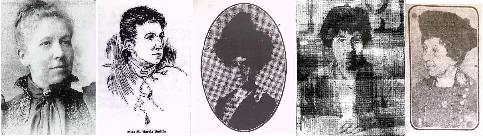 Mary Harris Smith