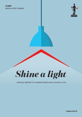 Cover of the Shine a Light report