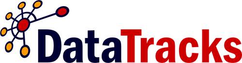Logo of Data Tracks a commercial partner of ICAEW
