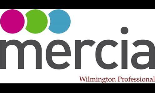 Logo of Mercia a division of Wilmington plc