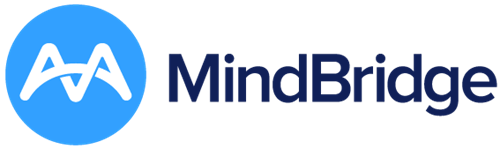 Logo of MindBridge commercial partner of ICAEW, the provider of the world's leading risk discovery platform for financial integrity.