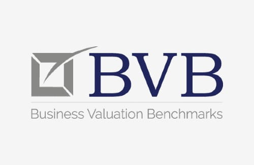 Logo of Business Valuation Benchmarks an ICAEW partner