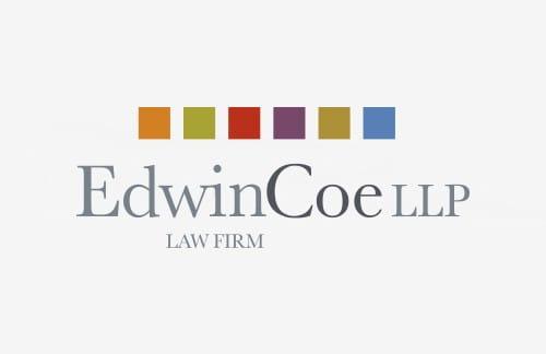 Logo of ICAEW commercial partner Edwin Coe LLP