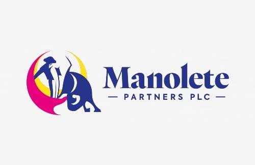 Logo of ICAEW Commercial Partner Manolete Partners Plc