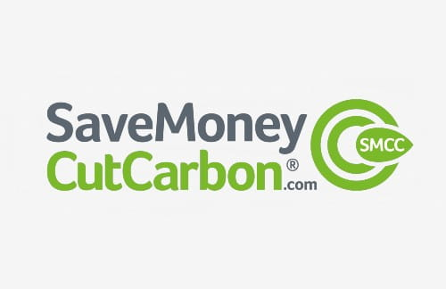 Logo of SaveMoneyCutCarbon sponsor of ICAEW's 2021 Climate Summit