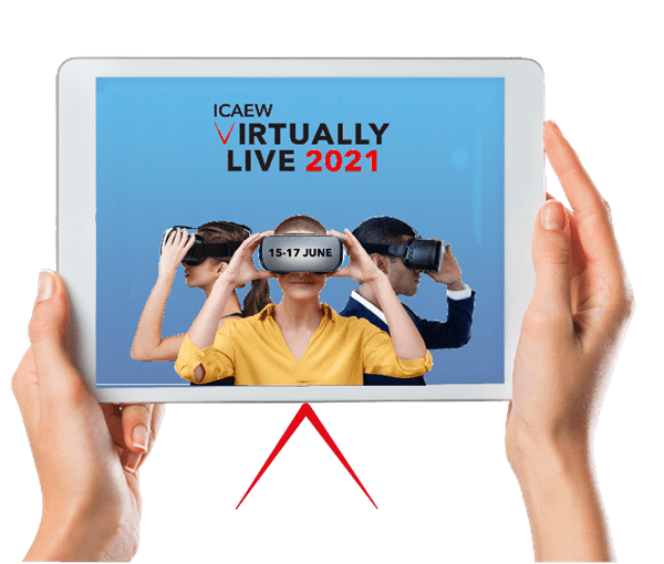 ICAEW Virtually Live 2021