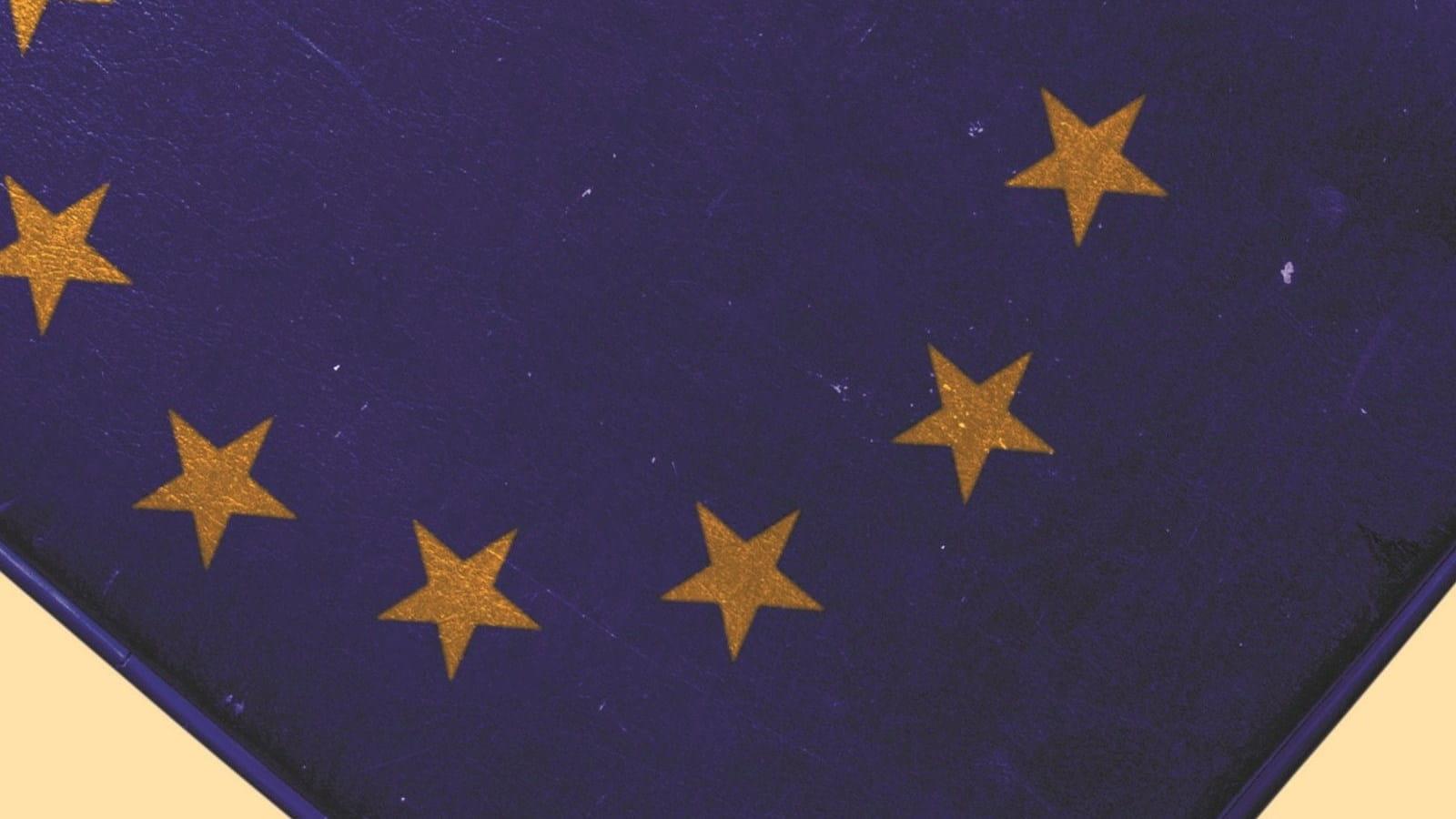 EU blue case