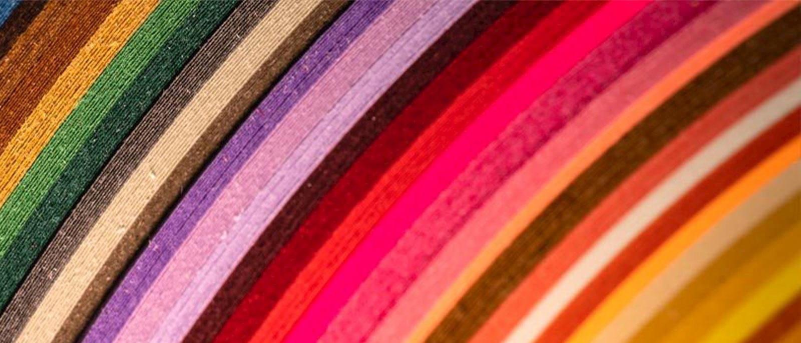 Multicolour arcs