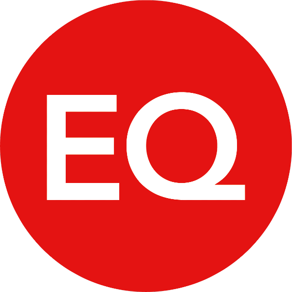 The Equiniti (EQ) logo