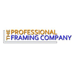 The Professional Framing Company logo