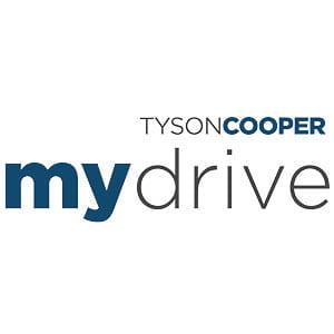 TysonCooper mydrive logo