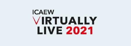 ICAEW Virtually Live 15-17 June 2021