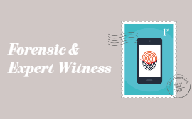 Forensic and Expert Witness Group Community