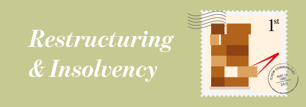 Restructuring & Insolvency