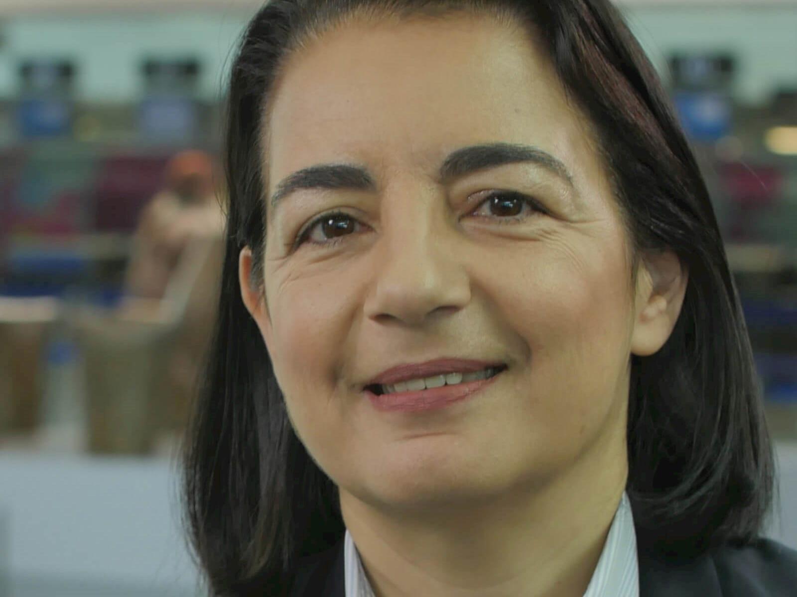 Eleni Kaloyirou interview