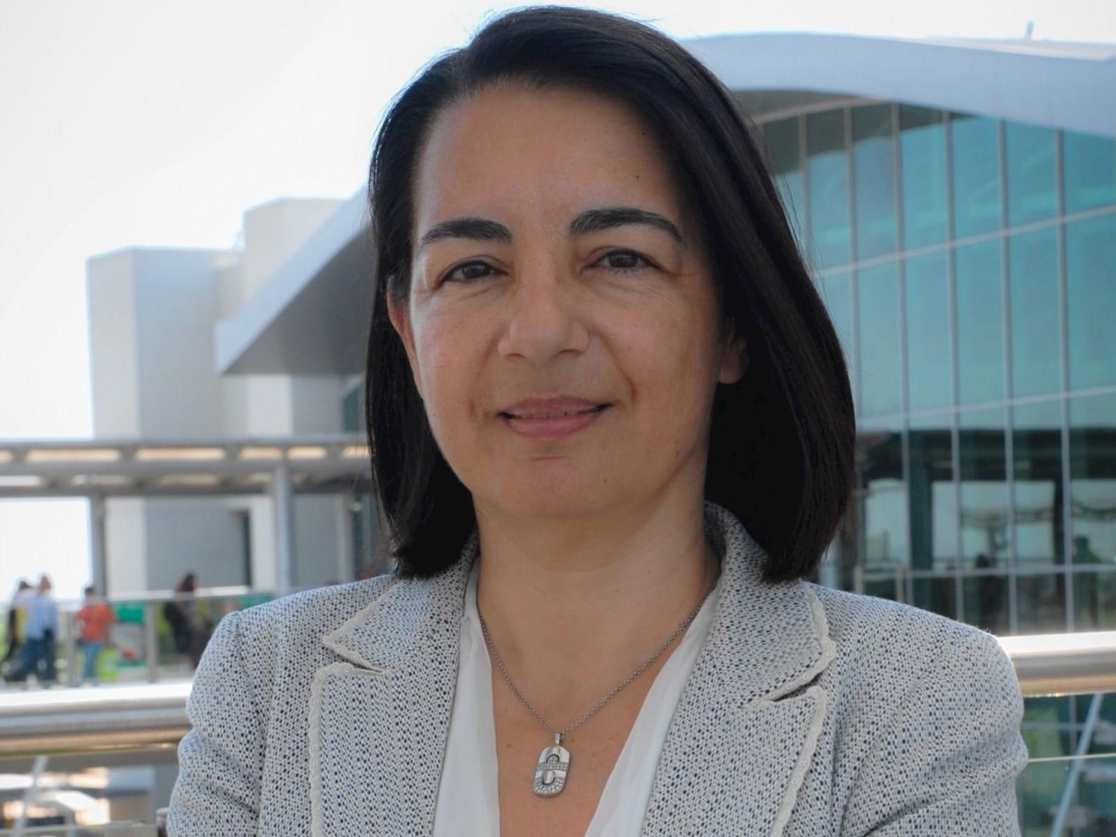 Eleni Kaloyirou, CEO of Hermes Airports