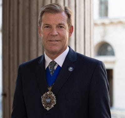Lord Mayor William Russell