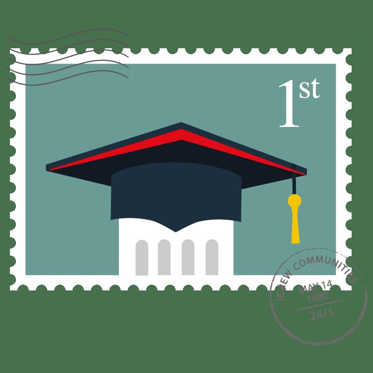 Academia & Education Community stamp
