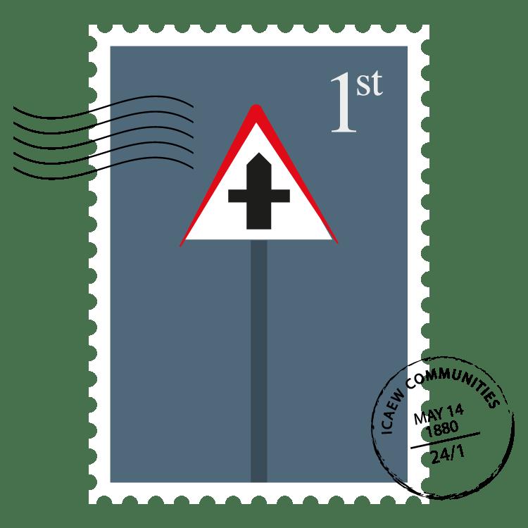 Career Breakers Community stamp