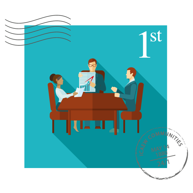 Practitioner Business Advisers Community stamp
