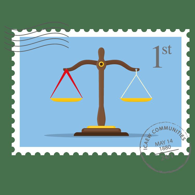 Solicitors Community stamp