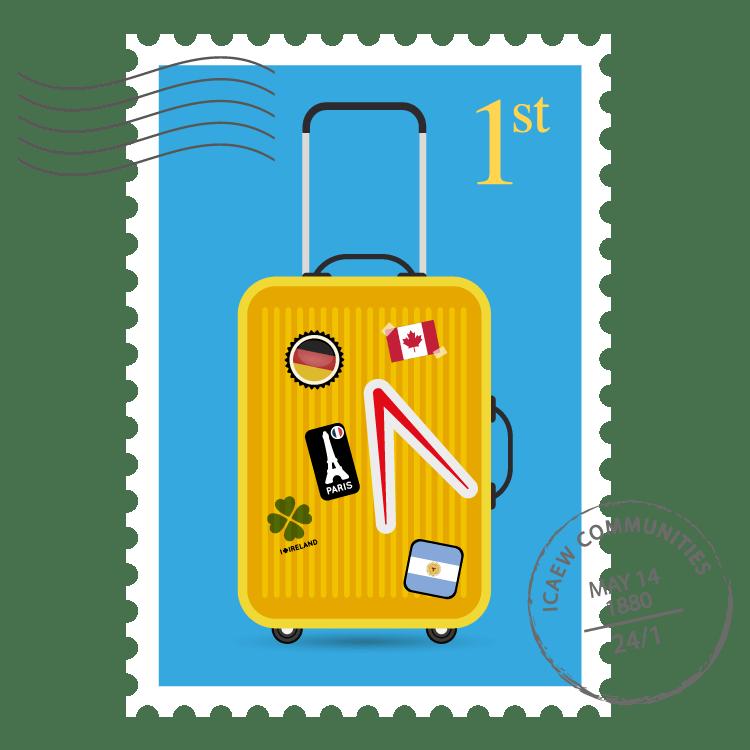 Travel, Tourism & Hospitality Community stamp