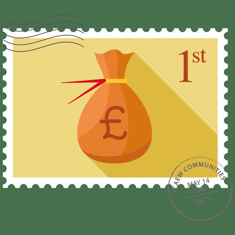 Valuation Community stamp