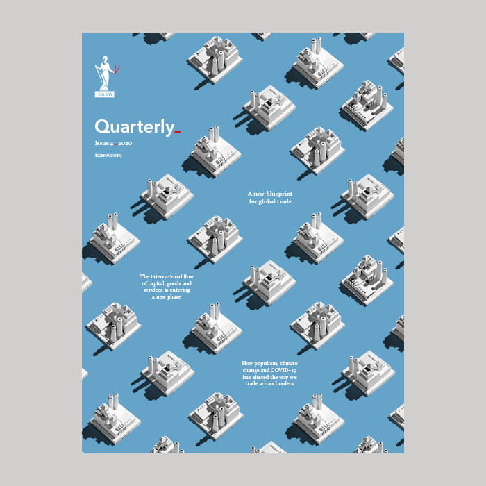 Cover of Issue 4 of Quarterly