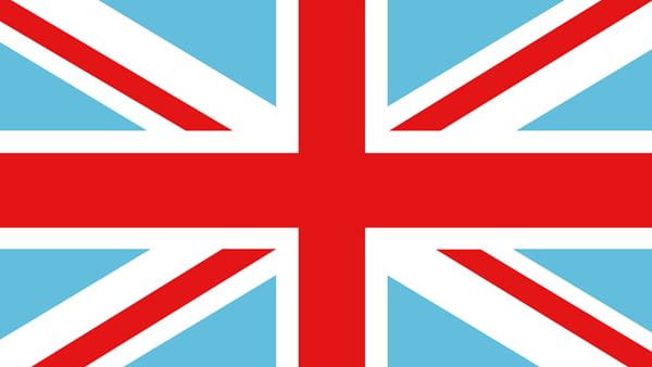 Graphic of the Union flag