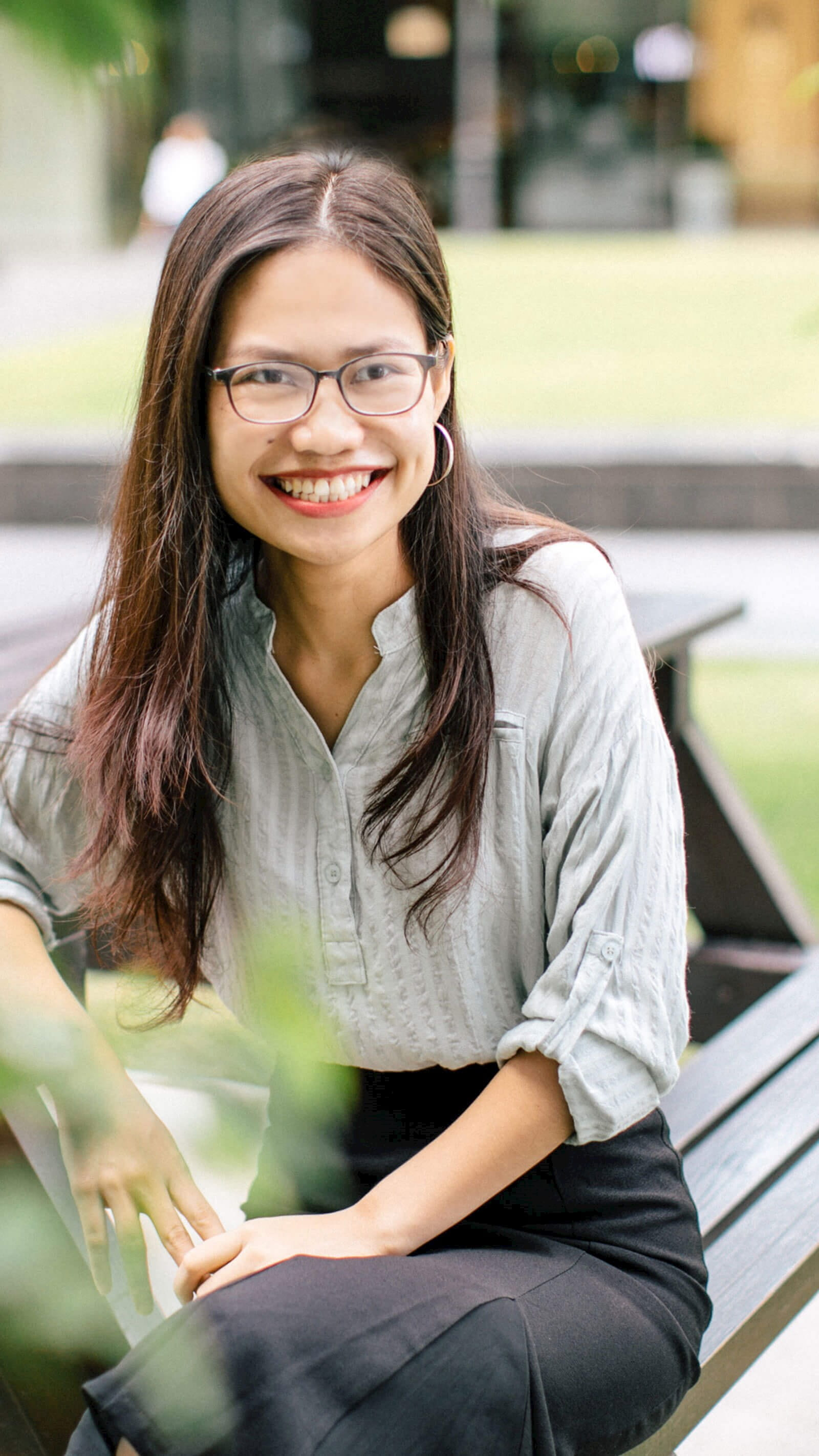 ACA qualified accountant Mai Thi Hong Nhung