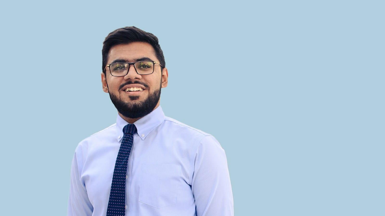 ACA student Taha Nadeem