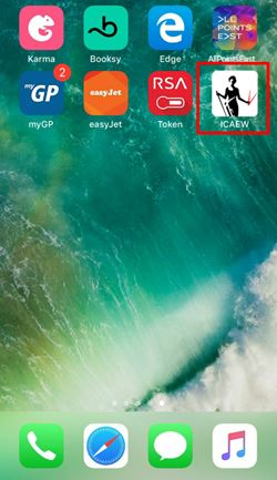 Iphone screen shot step 4