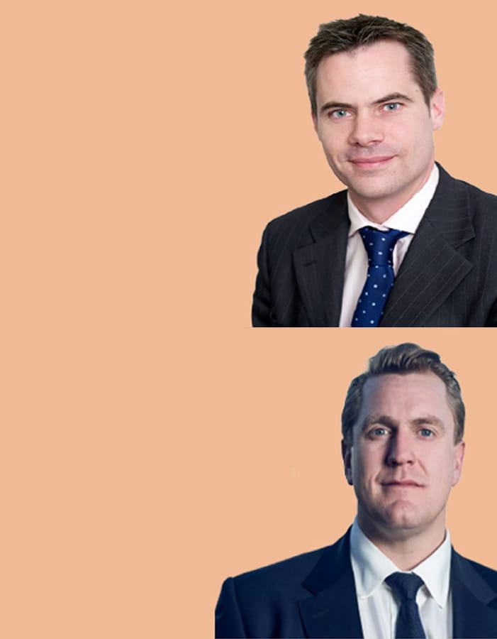Tim and Richard