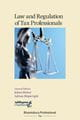 Law and regulation of tax professionals book cover
