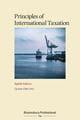 Principles of International Taxation