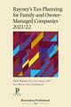 Tax Planning for Family and Owner-Managed Companies 2020/21 book cover