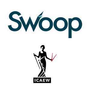 Swoop ICAEW logo