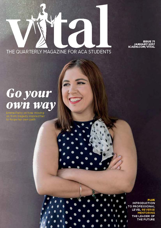 Vital Issue 71 January 2017