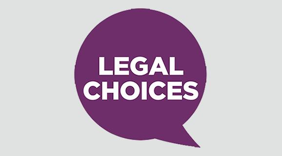 Legal Choices logo