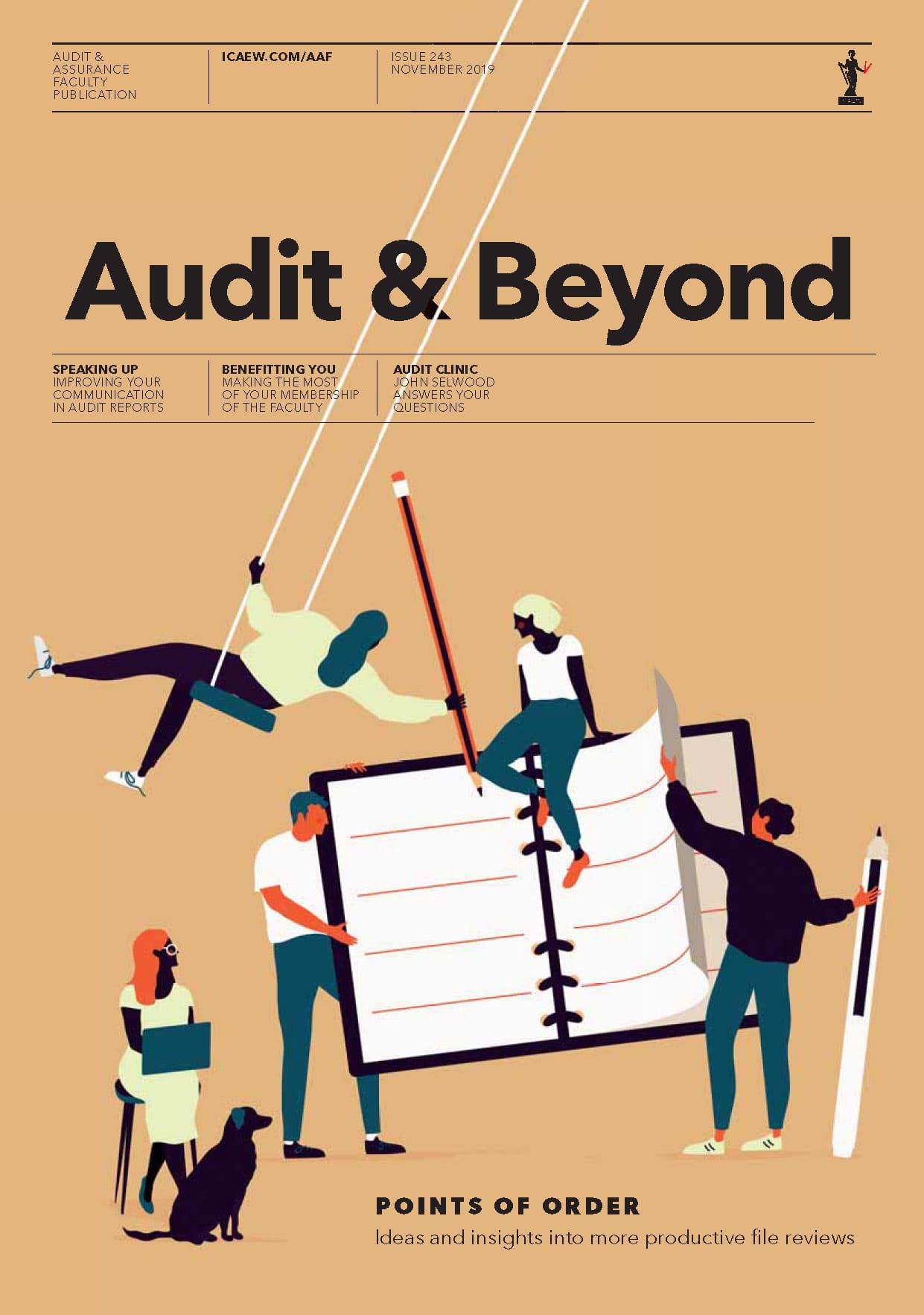 """""""Audit"""