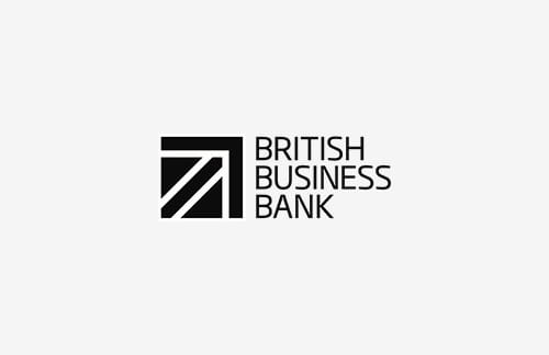 Logo of the British Business Bank which partners with ICAEW in creating the Business Finance Guide.