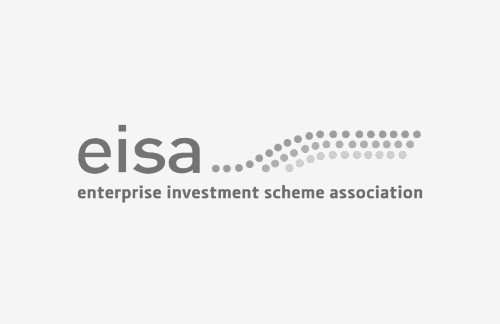 Logo of the Enterprise Investment Scheme Association which partners with ICAEW in creating the Business Finance Guide.
