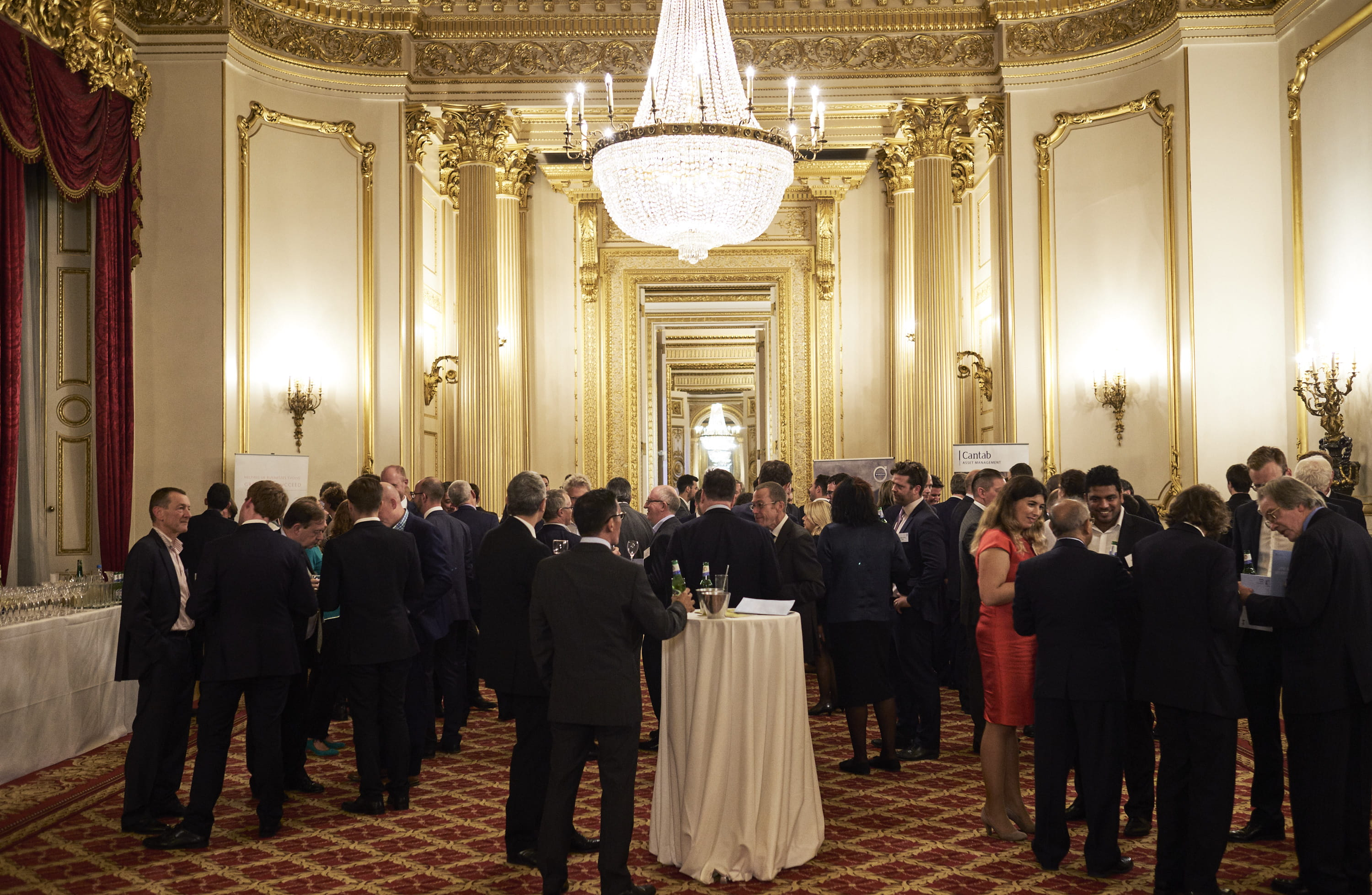 Guests at the 2017 Annual Reception