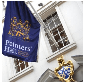 Painters' Hall entrance