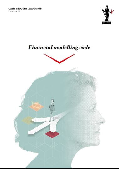 Financial modelling code cover