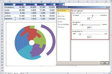 Excel Charts Part 2 | ICAEW