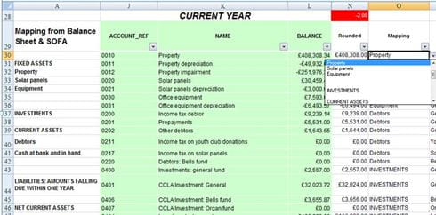 Using Excel to
