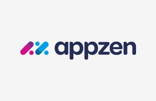 Logo of AppZen partner of ICAEW Virtually Live