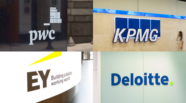 deloitte remains worlds largest firm