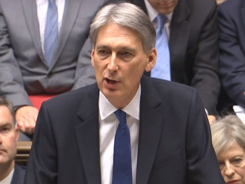 Hammond Autumn Statement